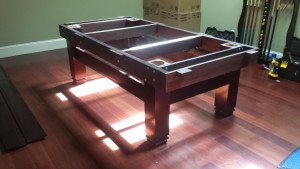 Pool and billiard table set ups and installations in Oneonta New York