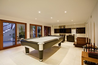 Oneonta Pool Table Room sizes image 1